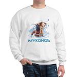Mykonos Sweatshirt