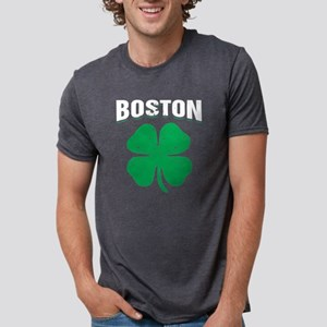 Boston Shamrock St Patricks Day Parade 201 T-Shirt