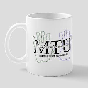 Massage Therapy University Mug