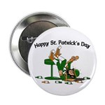 """St. Patrick's Day 2.25"""" Button (10 pack)"""