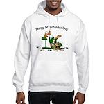 St. Patrick's Day Hooded Sweatshirt
