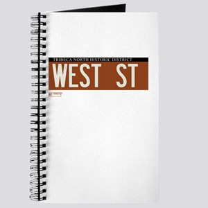 West Street in NY Journal