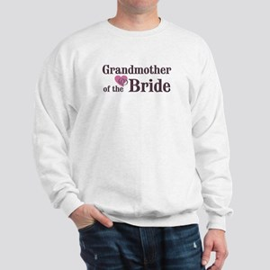Grandmother of Bride II Sweatshirt