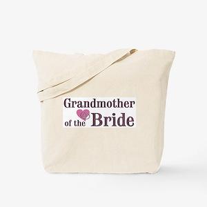 Grandmother of Bride II Tote Bag