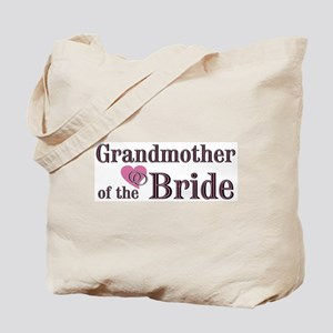 Grandmother of Bride II Tote Bag