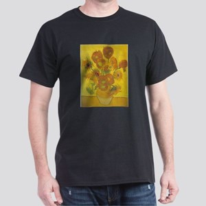 Sunflowers 2 Dark T-Shirt