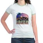 Ibiza Old Town Jr. Ringer T-Shirt