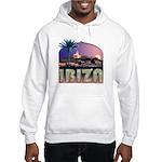 Ibiza Old Town Hooded Sweatshirt
