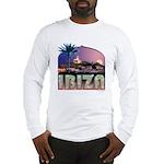 Ibiza Old Town Long Sleeve T-Shirt
