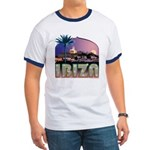 Ibiza Old Town Ringer T