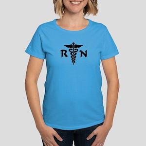 RN Medical Symbol Women's Dark T-Shirt