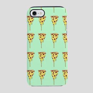 pizza print iPhone 8/7 Tough Case