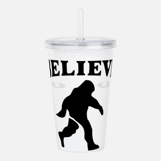 Bigfoot Acrylic Double-wall Tumbler