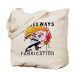 WickedWays Fabrication Tote Bag