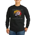 WickedWays Fabrication Long Sleeve Dark T-Shirt