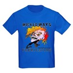 WickedWays Fabrication Kids Dark T-Shirt