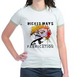 WickedWays Fabrication Jr. Ringer T-Shirt