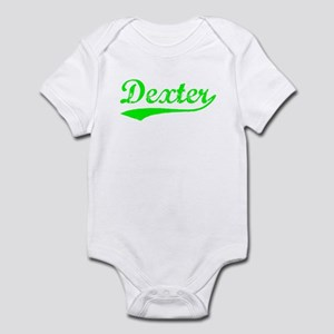 Vintage Dexter (Green) Infant Bodysuit