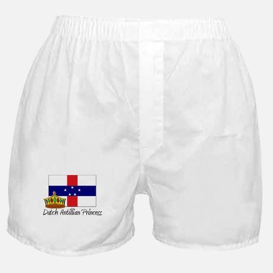 Dutch Antillian Princess Boxer Shorts