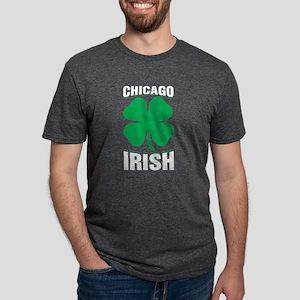 Chicago Irish Shamrock St Patricks Day Par T-Shirt