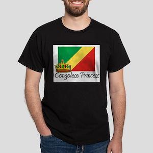 Congolese Princess Dark T-Shirt