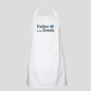 Father of Groom II BBQ Apron