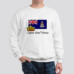 Cayman Island Princess Sweatshirt