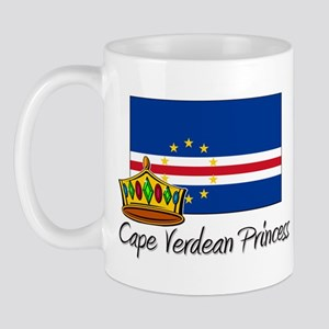 Cape Verdean Princess Mug