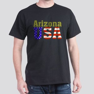 Arizona USA Dark T-Shirt
