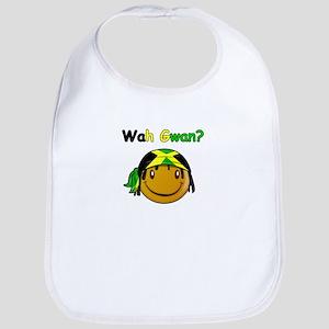 Wah Gwan? Jamaican slang Bib