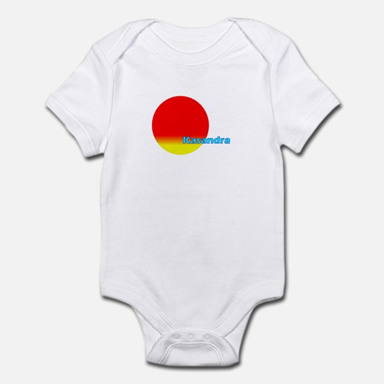 Kasandra Infant Bodysuit