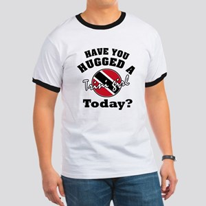 Have you hugged a Trini girl today? Ringer T