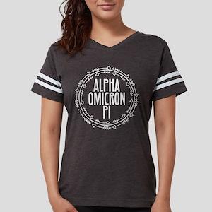 Alpha Omicron Pi Arrows Womens Football Shirt