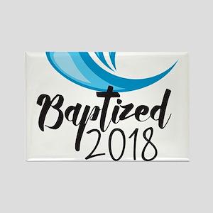 Baptized 2018 Magnets