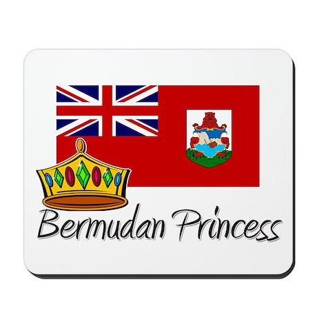 Bermudan Princess Mousepad