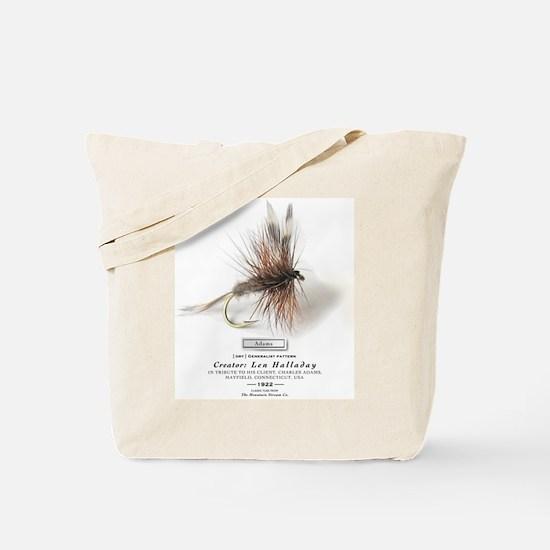 Adams Tote Bag
