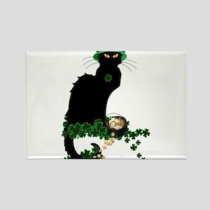 Le Chat Noir, St Patricks Day s Magnets