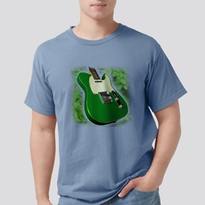 St. Patty's Guitar Women's Dark T-Shirt