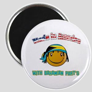 American Bahamian Magnet