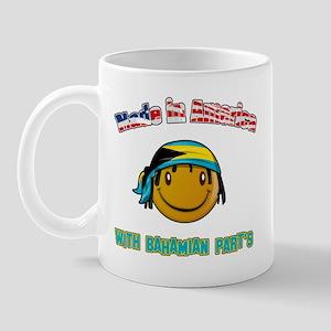 Made in America with Bahamian parts Mug