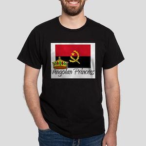 Angolan Princess Dark T-Shirt