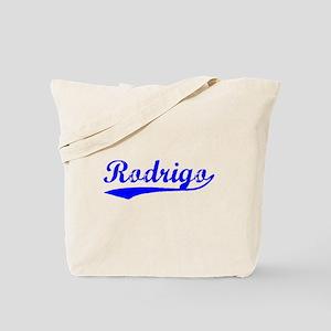 Vintage Rodrigo (Blue) Tote Bag