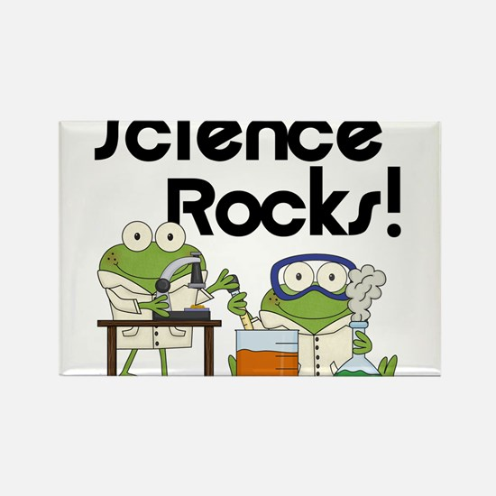 Frogs Science Rocks Magnets