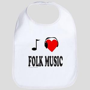FOLK MUSIC Bib