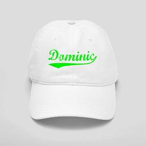 Vintage Dominic (Green) Cap