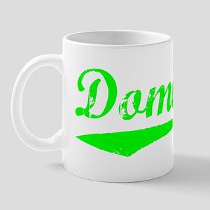 Vintage Dominick (Green) Mug