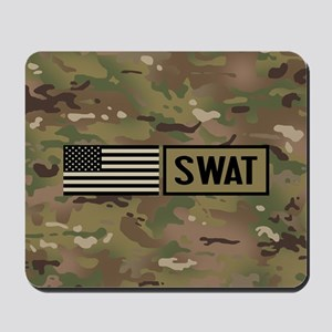 SWAT: Camouflage Mousepad