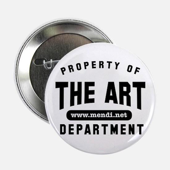"The Art Department 2.25"" Button"