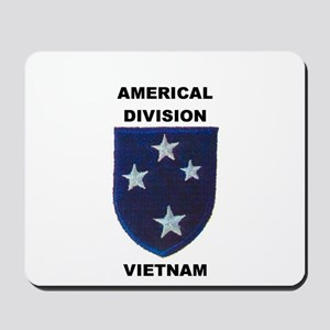 AMERICAL DIVISION Mousepad