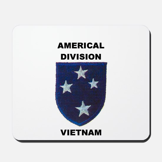 AMERICAL DIVISION Mousepad